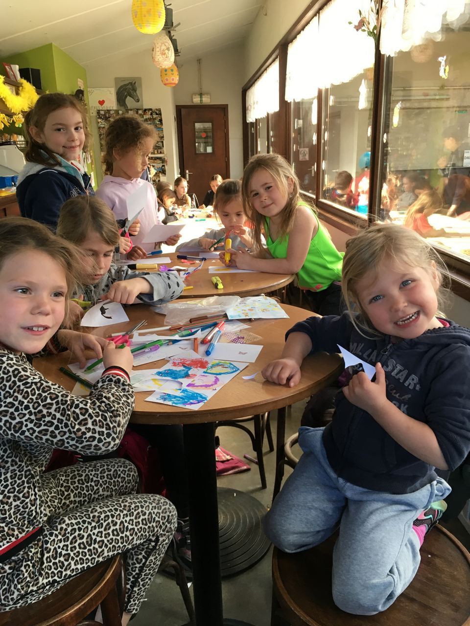Ponykampdag - 11 april 2019